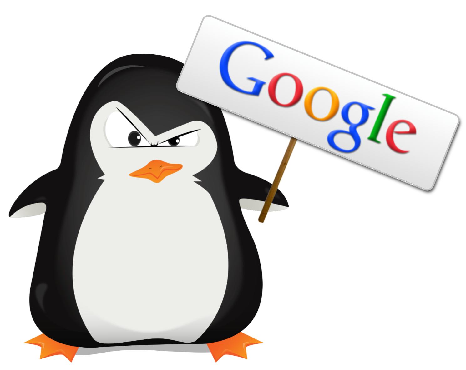 Google-ի Penguin ալգորիթմը