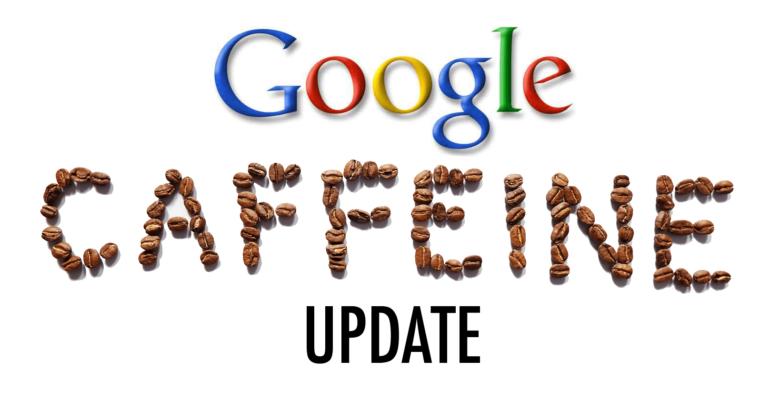 Google-ի caffeine ալգորիթմը